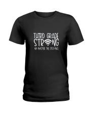 Kindergarten Strong Ladies T-Shirt thumbnail