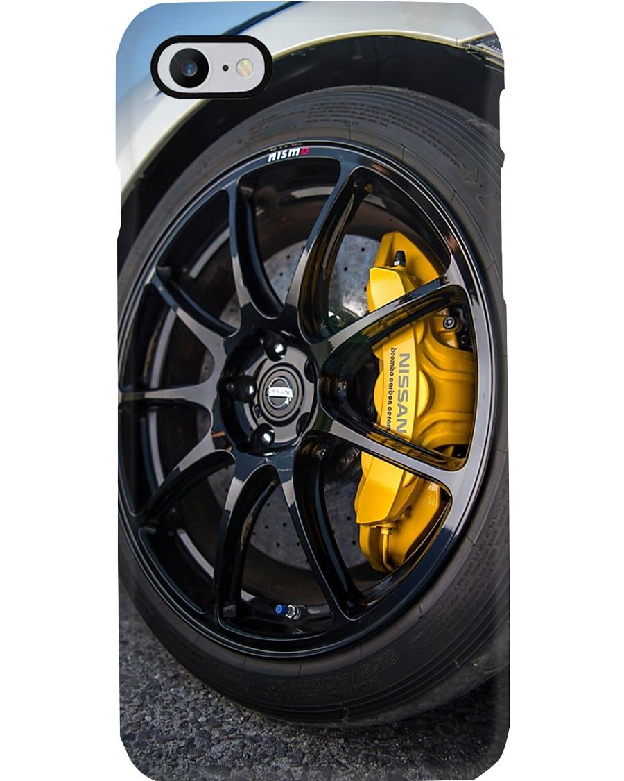 Nissan GTR-NISMO Wheels Phone Case