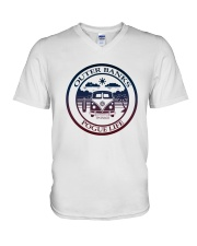 OUTER BANKS - TWINKIE V-Neck T-Shirt thumbnail