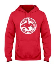 Original Logo Hoodie Hooded Sweatshirt front