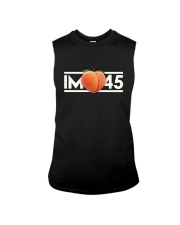 IMPEACH 45 - Limited Edition  Sleeveless Tee front