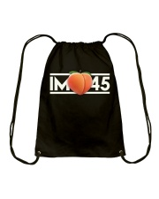 IMPEACH 45 - Limited Edition  Drawstring Bag thumbnail