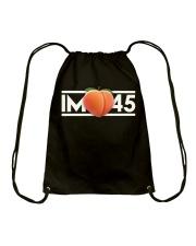 IMPEACH 45 - Limited Edition  Drawstring Bag thumbnail