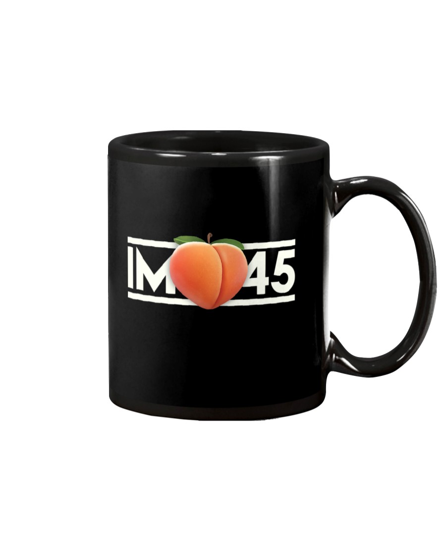 IMPEACH 45 - Limited Edition  Mug