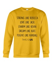 Limited Edition Merch Crewneck Sweatshirt front