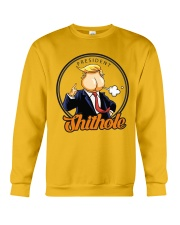 President Shithole - Limited Edition Merch Crewneck Sweatshirt front