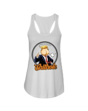 President Shithole - Limited Edition Merch Ladies Flowy Tank thumbnail