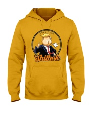 President Shithole - Limited Edition Merch Hooded Sweatshirt front