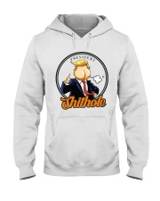 President Shithole - Limited Edition Merch Hooded Sweatshirt thumbnail