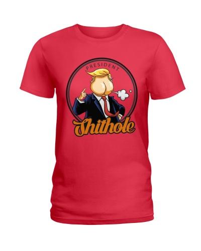 President Shithole - Limited Edition Merch