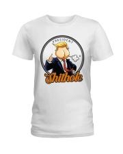 President Shithole - Limited Edition Merch Ladies T-Shirt thumbnail
