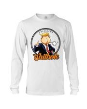 President Shithole - Limited Edition Merch Long Sleeve Tee thumbnail