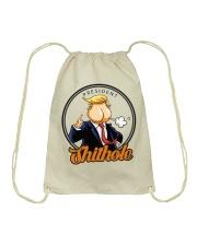 President Shithole - Limited Edition Merch Drawstring Bag thumbnail