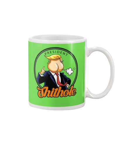 President Shithole - Limited Edition Merch