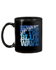 Beware Of The Blue Wave - Limited Edition Merch Mug back