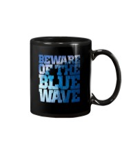 Beware Of The Blue Wave - Limited Edition Merch Mug front