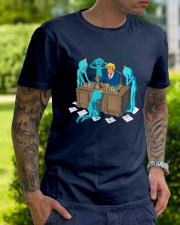 MESEEKS TRUMP - Limited Edition Merch Classic T-Shirt lifestyle-mens-crewneck-front-7