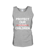 Protect Our Children - Limited Edition Merch Unisex Tank front