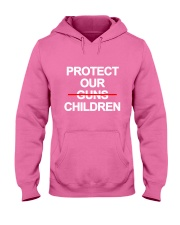 Protect Our Children - Limited Edition Merch Hooded Sweatshirt front