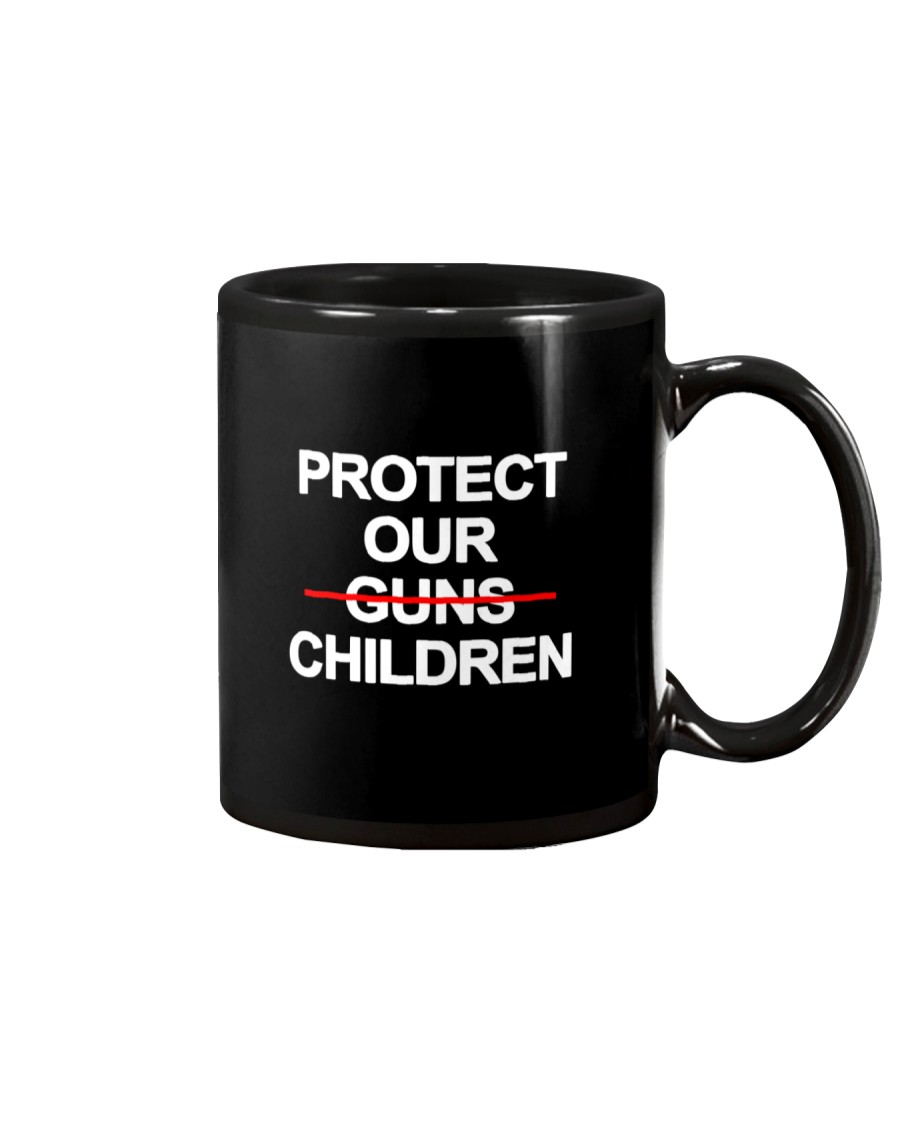 Protect Our Children - Limited Edition Merch Mug