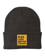 Black Lives Matter Knit Beanie thumbnail