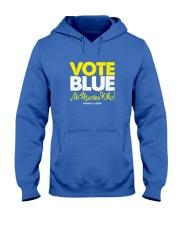 Vote Blue No Matter Who Hooded Sweatshirt thumbnail
