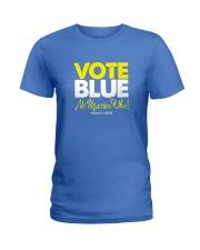 Vote Blue No Matter Who Ladies T-Shirt thumbnail