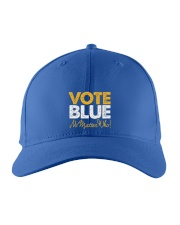 Vote Blue No Matter Who Embroidered Hat tile