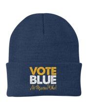 Vote Blue No Matter Who Knit Beanie thumbnail