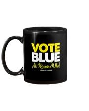Vote Blue No Matter Who Mug back
