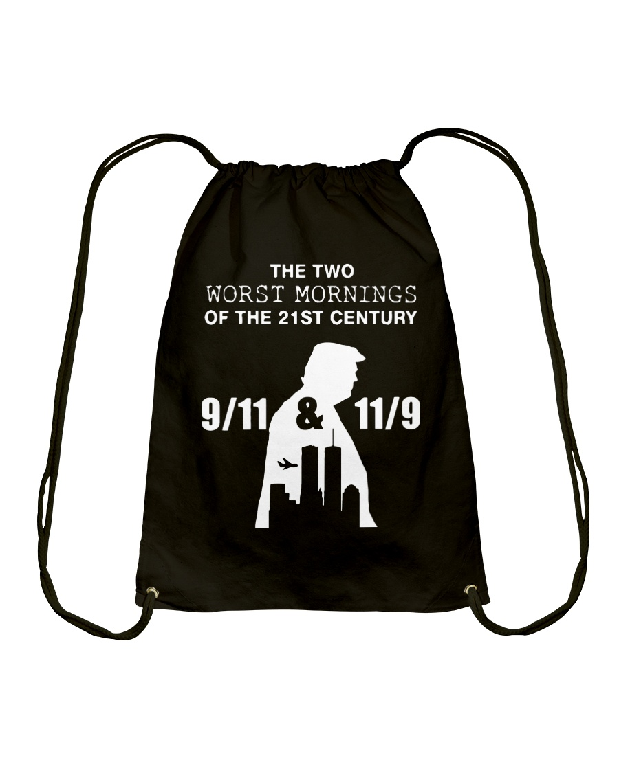 Two Worst Mornings - Limited Edition Merch Drawstring Bag