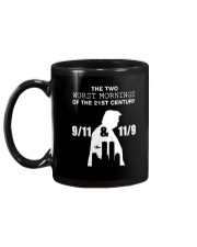 Two Worst Mornings - Limited Edition Merch Mug back