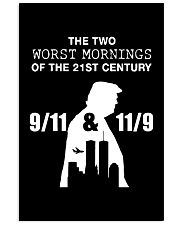 Two Worst Mornings - Limited Edition Merch 24x36 Poster front