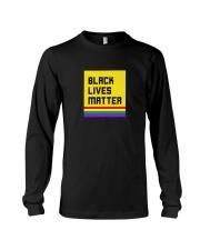 Black Lives Matter - Pride Edition Long Sleeve Tee thumbnail