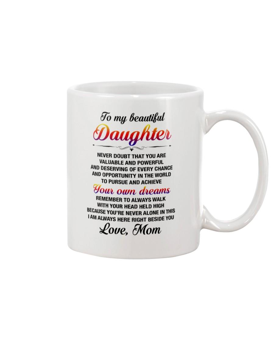 Mom Love Beautiful Daughter-5174