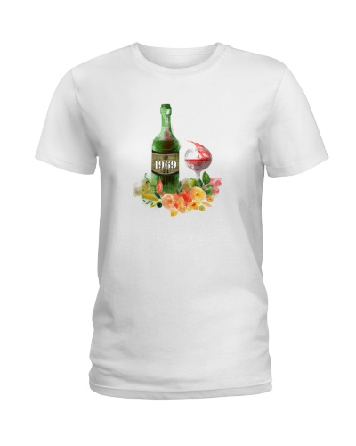 Birthday Shirt Gift Ideas for Women Age 1969