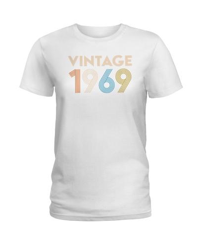 51st Birthday Vintage Shirt Gift Ideas for Women