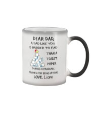 Gift For Dad Christmas 2020 Color Changing Mug color-changing-right