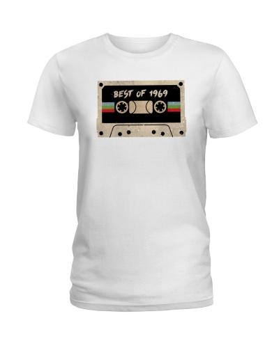 Birthday Shirt Gift Ideas for Women Best Of 1969