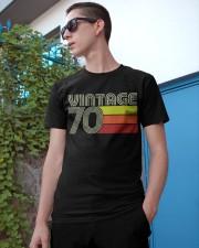 Vintage 1970 Classic T-Shirt apparel-classic-tshirt-lifestyle-17