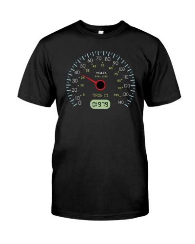 Birthday Shirt Gift Ideas For Men 1979