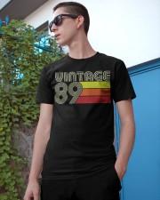 Vintage 1989 Classic T-Shirt apparel-classic-tshirt-lifestyle-17