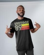 Vintage 1989 Classic T-Shirt apparel-classic-tshirt-lifestyle-front-32