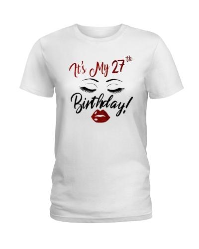 It's My 27th Birthday