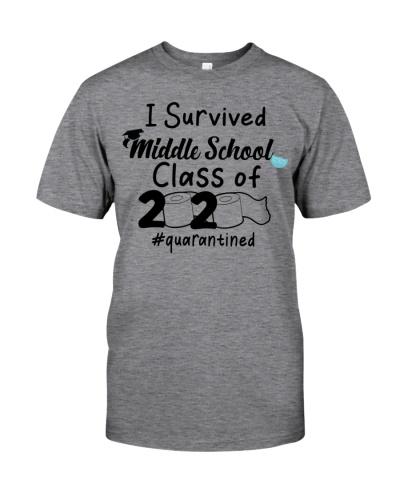 I Survived Middle School