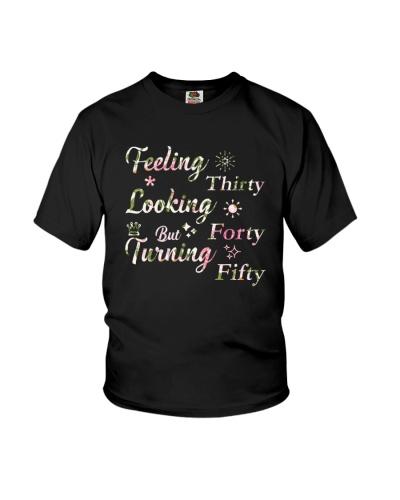 50th Birthday Shirt Gift Idea For Women Turning 50