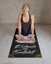 Elephant Yogi 79 Yoga Mat 24x70 (vertical) aos-yoga-mat-lifestyle-17
