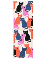 Cute Cats Yoga Mat 2 Yoga Mat 24x70 (vertical) front