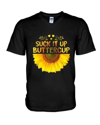 Suck It Up Buttercup Hippie Shirt Feb2119