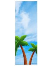 Blue Sky Palms Fitness Elegant Template Yoga Mat Yoga Mat 24x70 (vertical) front